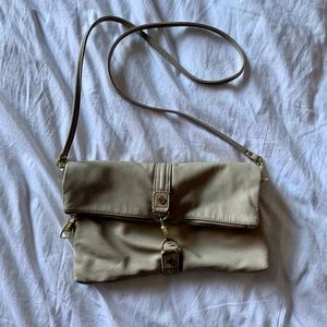 Steve Madden leather crossbody purse